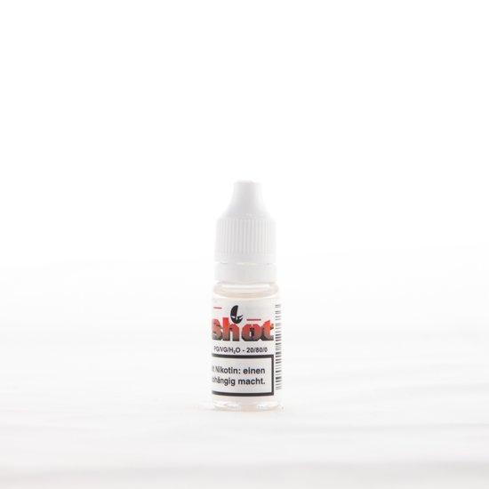 Ultra Bio Nikotin Shot 10ml 20mg/ml 90/10 Cloudbase