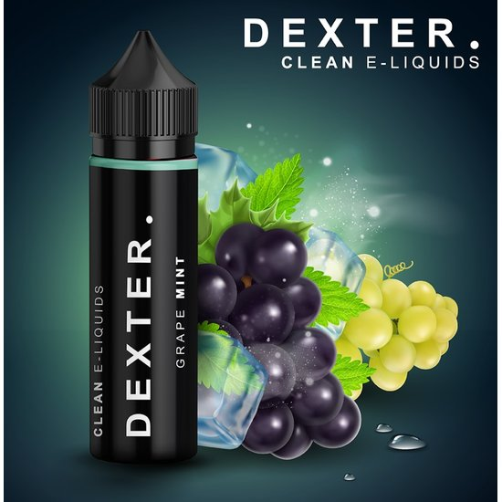 Dexter Grape Mint 15ml Longfill Aroma