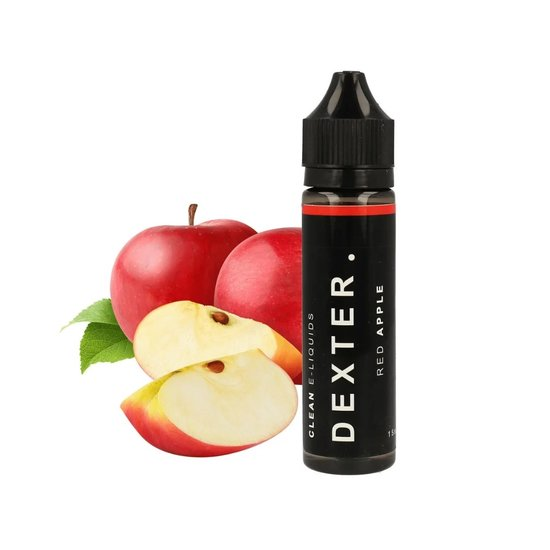 Dexter Red Apple 15ml Aroma Longfill