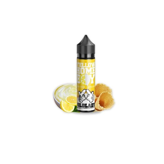 #Oldlady- Yellow Home Boy Aroma 20ml Longfill