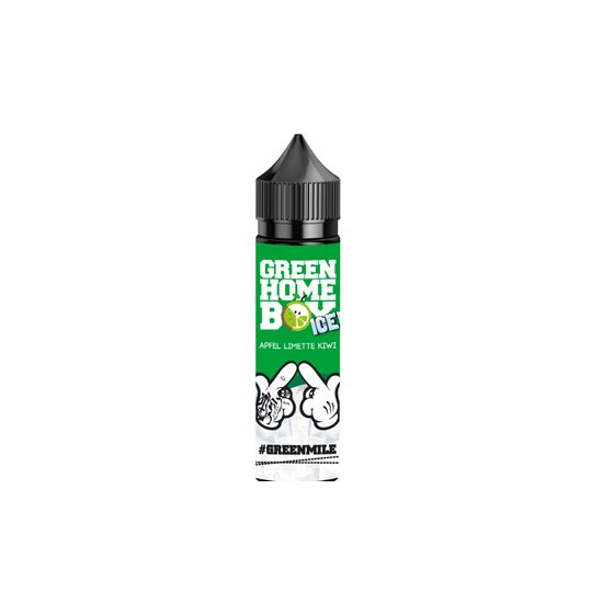 #Greenmile Green Home Boy Iced Aroma 20ml