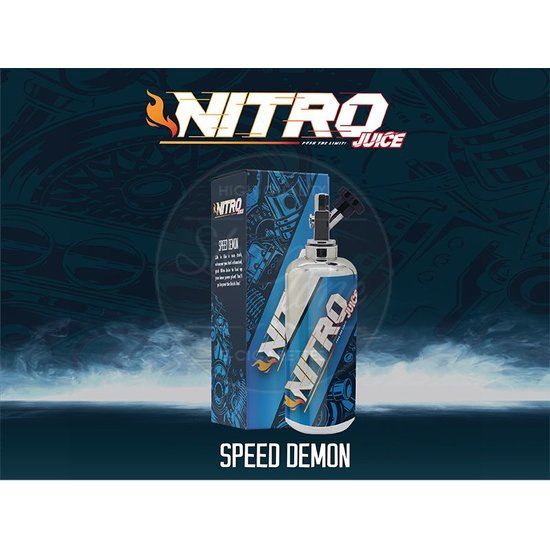 Nitro Juice Rocket Speed Demon Plus Liquid 50ml