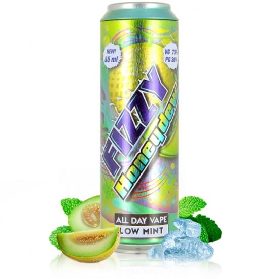 Fizzy Honeydew Plus Liquid 55ml