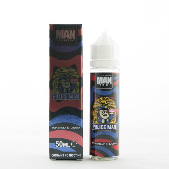 One Hit Wonder Police Man Plus Liquid 50ml