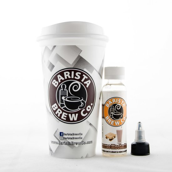 Barista Brew Smores Mocha Breeze Plus Liquid 50ml