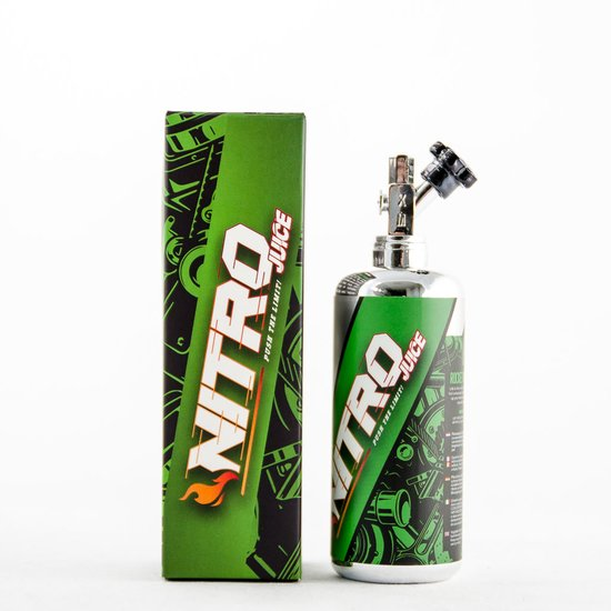 Nitro Juice Rocket Monster Plus Liquid 50ml