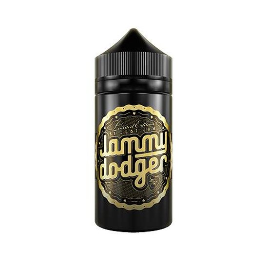 JustJam Jammy Dodger Plus Liquid 80ml