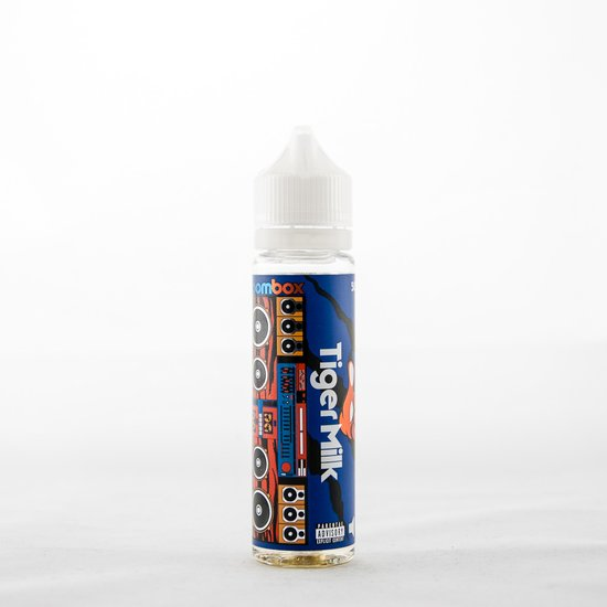 Boombox Tiger Milk Plus Liquid 50ml