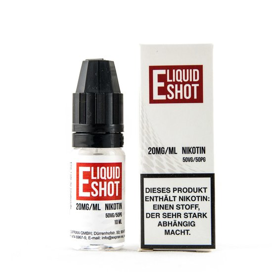 Expran Nikotin Shot 10ml 20mg/ml VPG (50/50)