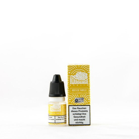 LiquidKings Indische Vanille 10ml Liquid 6mg