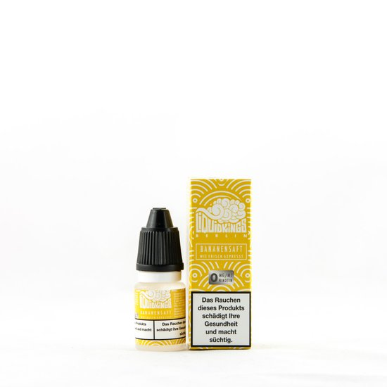 LiquidKings Bananensaft 10ml Liquid 6mg