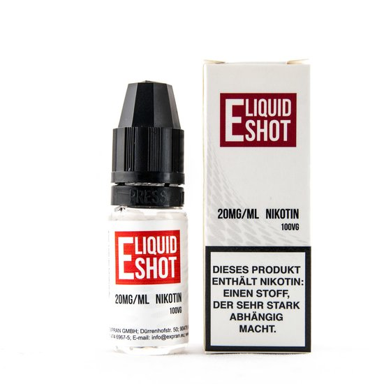 Expran Nikotin Shot 10ml 20mg/ml VG (100)