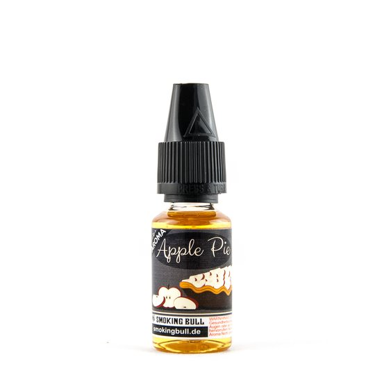 Smoking Bull Its Apple Pie Time 10ml Aroma