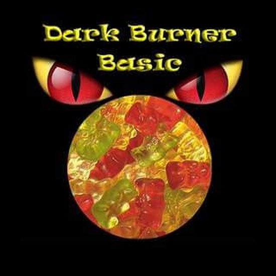 Dark Burner Gummibärchen 10ml Aroma