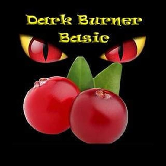 Dark Burner Cranberry 10ml Aroma
