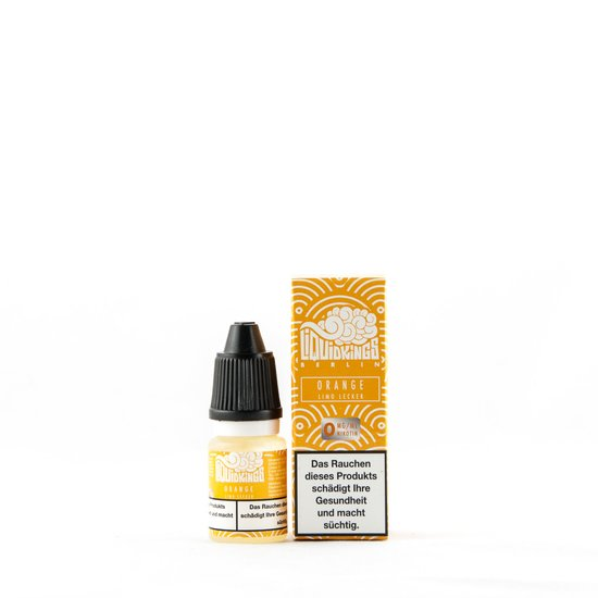 LiquidKings Orange 10ml Liquid 6mg