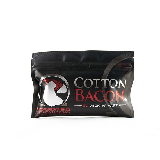 Wick n Vape Cotton Bacon V2 Baumwollwatte