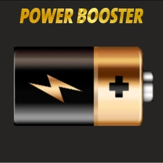 Dark Burner Power Booster 8% 10ml Aroma