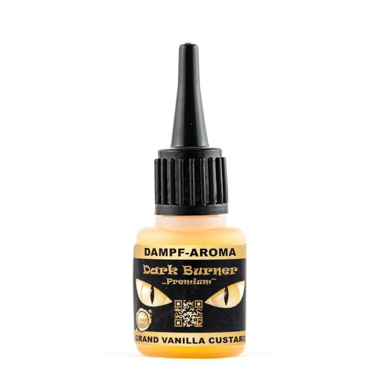 Dark Burner Grand Vanilla Custard 10ml Aroma