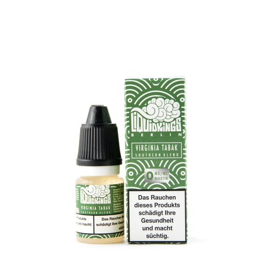 LiquidKings Virginia Tabak 10ml Liquid