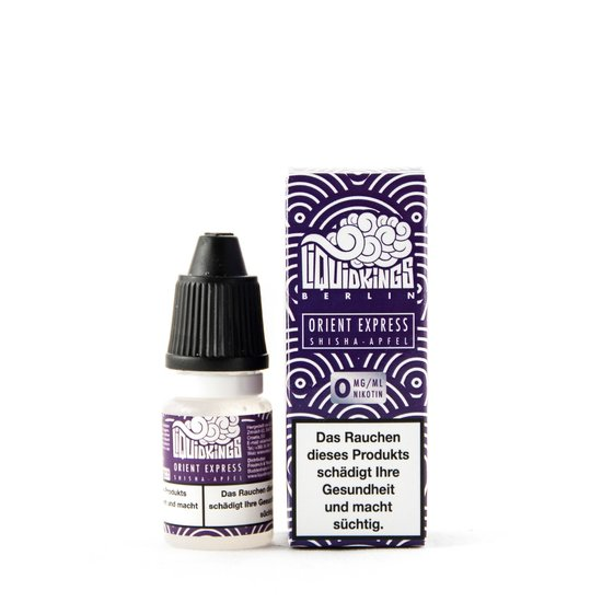 LiquidKings Orient Express 10ml Liquid