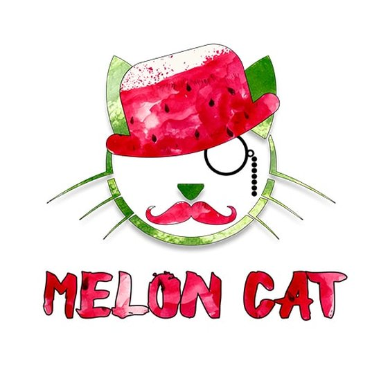 Copy Cat Melon Cat Aroma 10ml