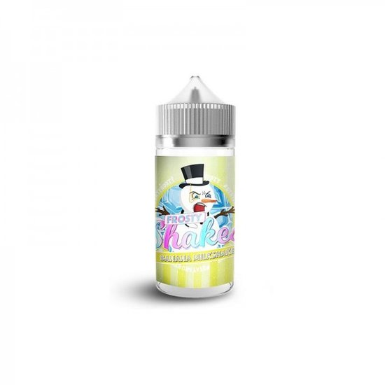 Little Frosty Shakes Bananen Milchshake Plus Liquid 25ml