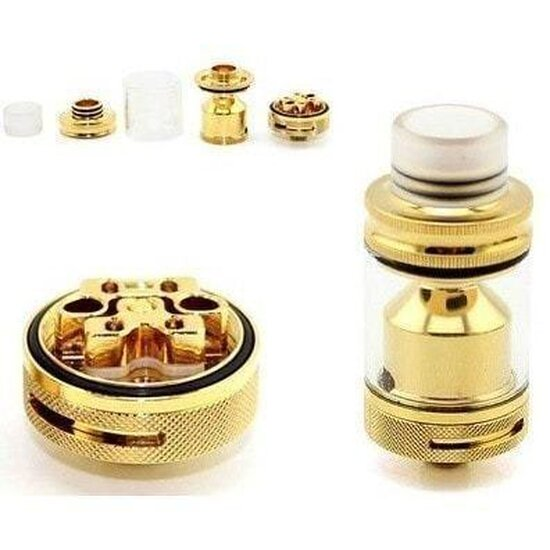 Dotmod RTA 22mm Gold