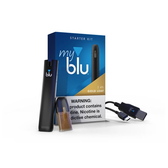 Myblu Starter Kit Tabak 18mg