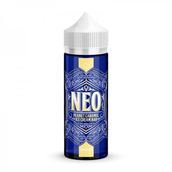 Sique Berlin E- Liquid- NEO 100ml Plus Liquid
