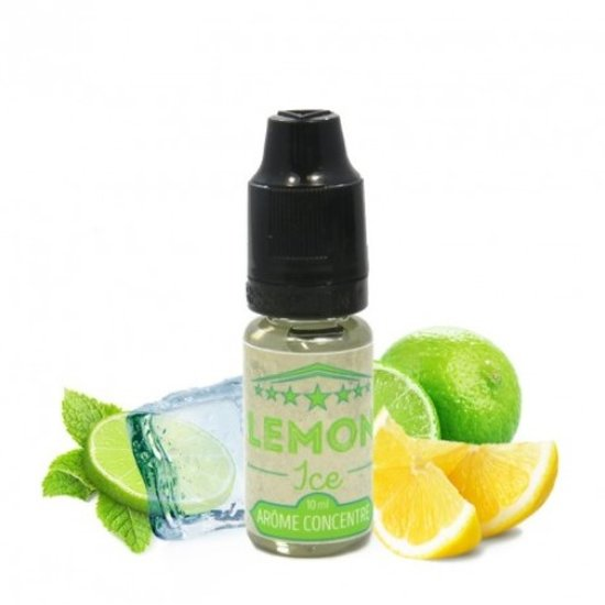 Cirkus Authentic Aroma Lemon Ice 10ml