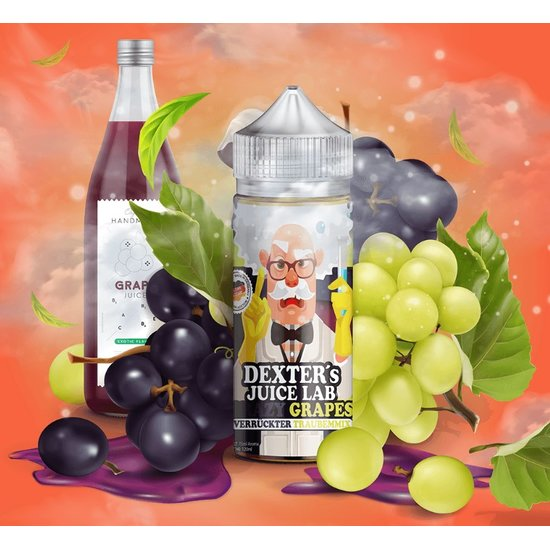 Dexter Juice Lab Crazy Grapes 30ml Aroma