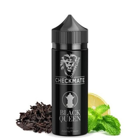 Dampflion Checkmate Black Queen Aroma 10ml
