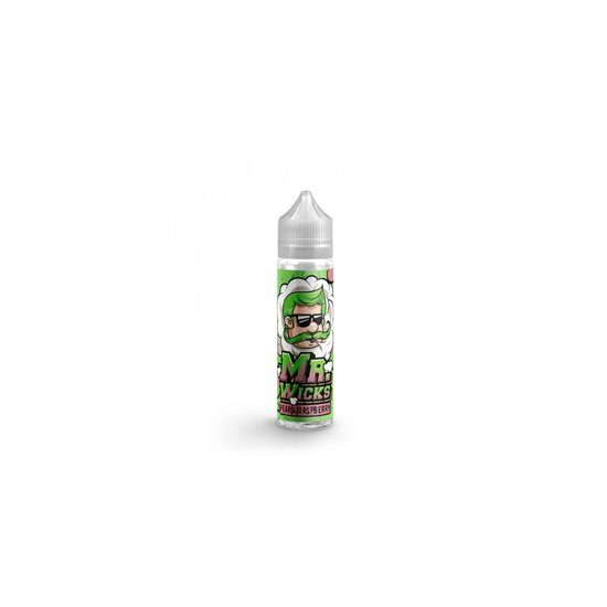 Mr. Wicks Raspberry and Lychee DIY Liquid 50ml