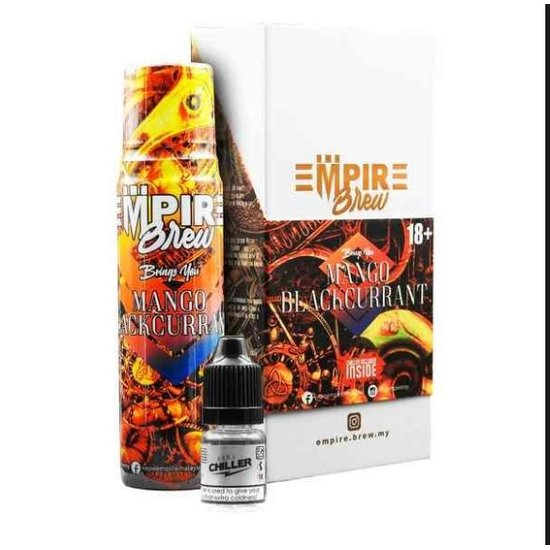 Empire Brew Mango Blackcurrant Liquid 50ml