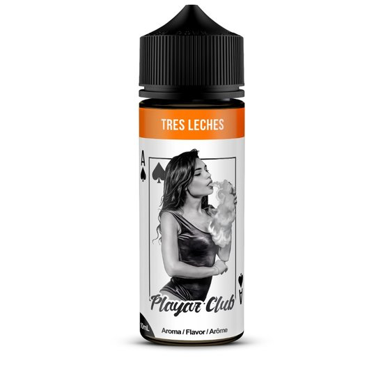 Playaz Club Tres Leches Lime 10ml Aroma