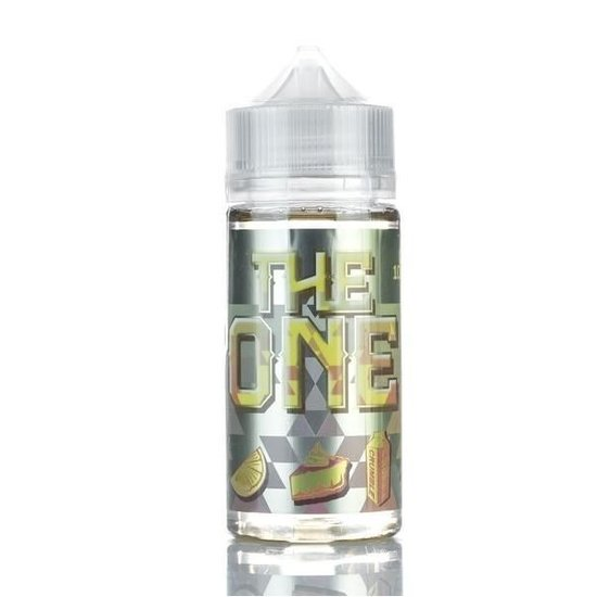 The One- Lemon Crumble 50ml Liquid Plus
