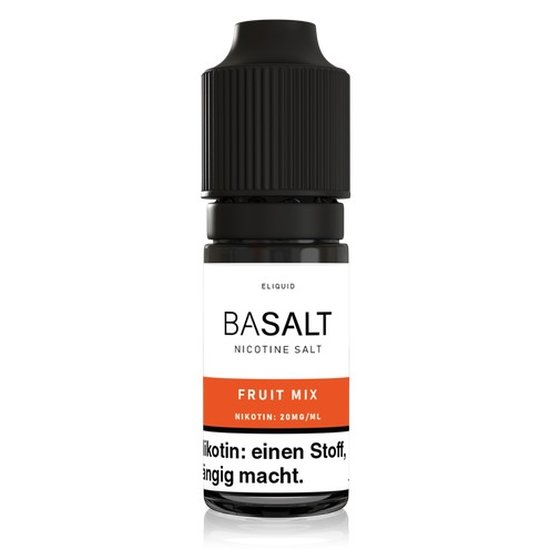Basalt Fruit Mix Nic Salt 10ml Liquid 20mg