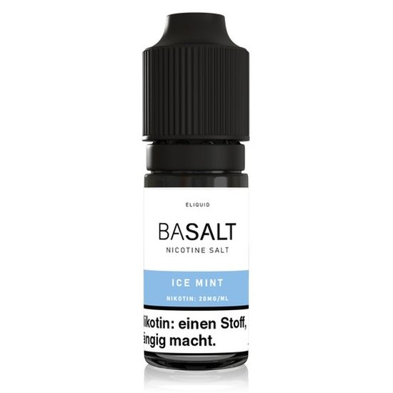 Basalt Ice Mint Nic Salt 10ml Liquid 20mg