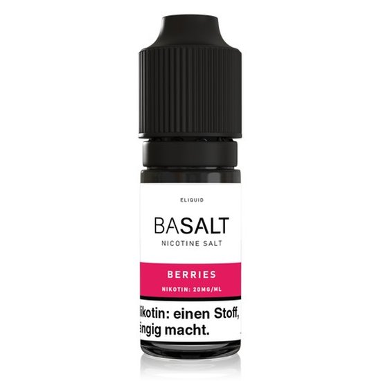 Basalt Berries Nic Salt 10ml Liquid 20mg