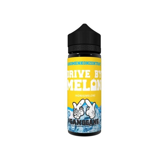 #GangGang Drive By Melon Ice Aroma 20ml Longfill