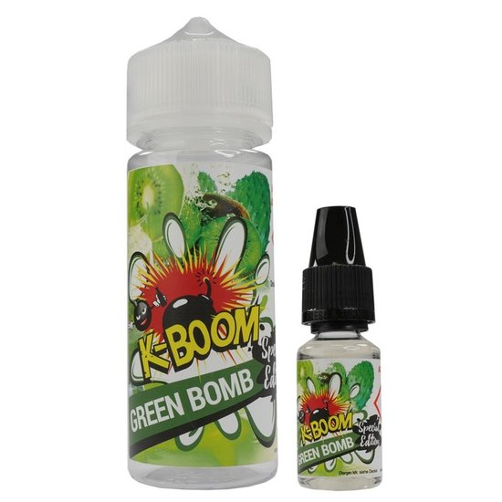 K-Boom Green Bomb 10ml Aroma- Special Edition