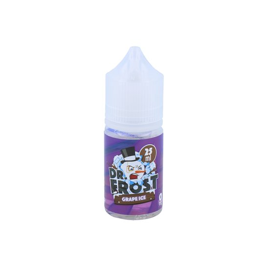 Dr. Frost - Polar Ice Vapes - Grape Ice - 25ml 0mg/ml